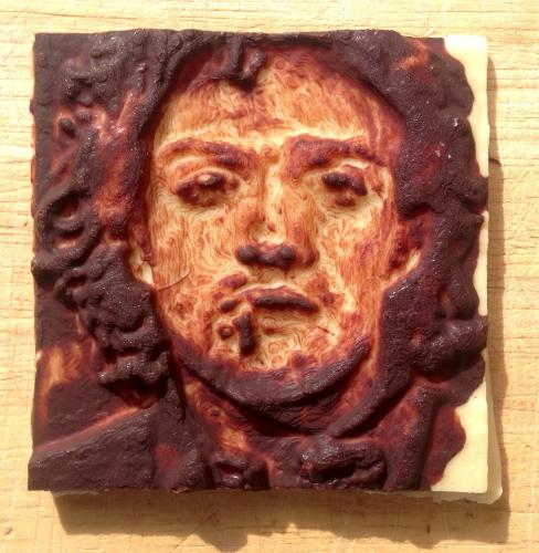 Jerome bi-chocolat en Jon Snow