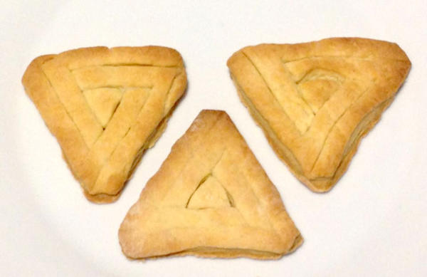 Biscuits Triangles